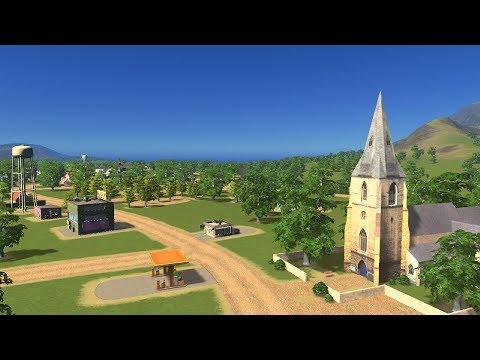 Cities: Skylines | A Falu! [25. rész]
