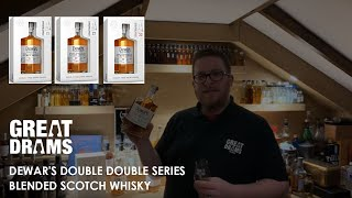 Dewar's Double Double Series Blended Scotch Whisky Review