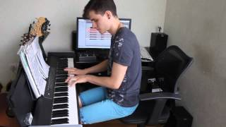 Muse – Space Dementia (Piano cover by Evgeny Rezunov)