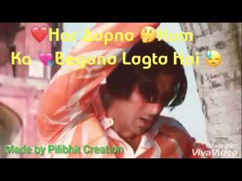 Tere Naam ((Title Song)) Tere Naam (2003) Hindi Bollywood Song ~ Salman Khan Bhumika Chawla