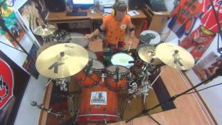 Bon Jovi -  Make A Memory - drum cover