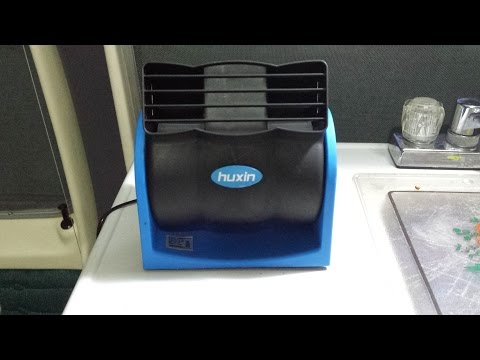RV Gadgets - 12 Volt Fan - Unboxing & First Look