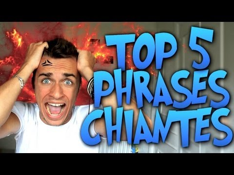 SQUEEZIE - TOP 5 DES PHRASES CHIANTES EN VACANCES