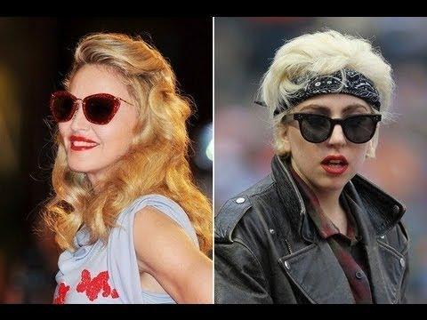 Madonna Disses Lady Gaga Again!