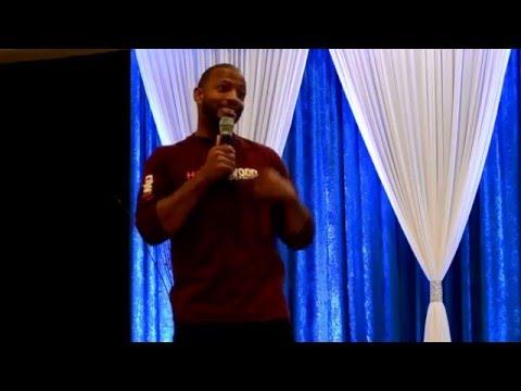 Omar Regan Halal Comedy in Chicago
