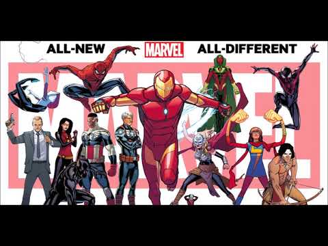 Marvel Comics Leaves Collateral Damage