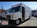 2009 Ford Step Van High Top Dually