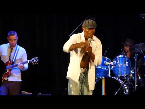 CALVIN RICHARDSON - There goes my baby - Live in London 2012