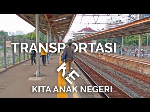 VLOG KITA #2 : Transportasi Ke KITA Anak Negeri