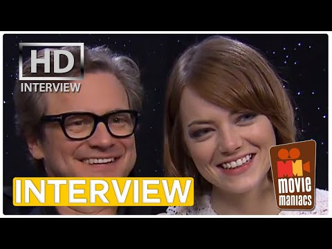 Magic in the Moonlight | Emma Stone & Colin Firth (Interview)