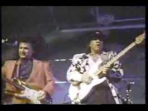 Dick Dale And Stevie Ray Vaughn 68