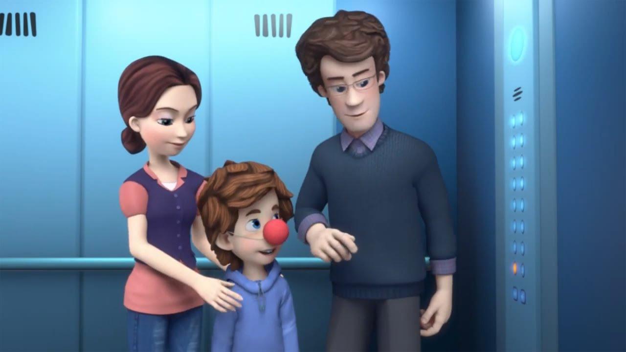 Фиксики  Лифт  Познавательные мультики для детей