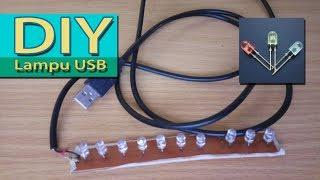 Membuat Lampu USB (DIY)