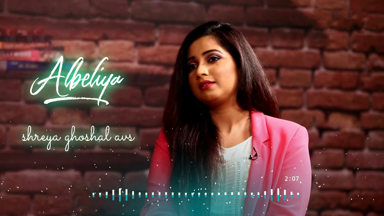 Albeliya   Desi Kattey   Shreya Ghoshal  AVS