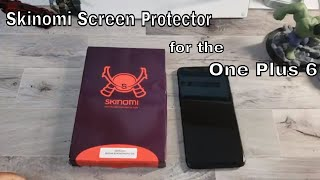 Skinomi Screen Protector for One Plus 6