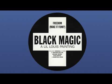 "Black Magic - ""Freedom (Sleeping Lions Mix)"""
