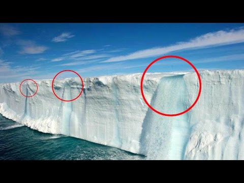 WARNING! Polar Ice Caps Melting Rapidly | Ice Free Arctic By Summer 2017!