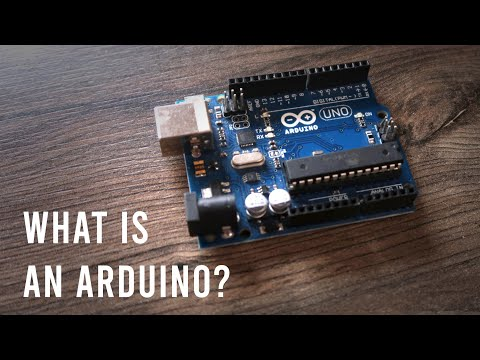 WHAT AN ARDUINO IS and what it can do for you!