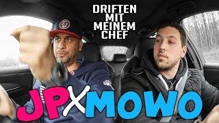 Driften mit meinem Chef! | MoWo x JP Performance x Cadillac CTS-V