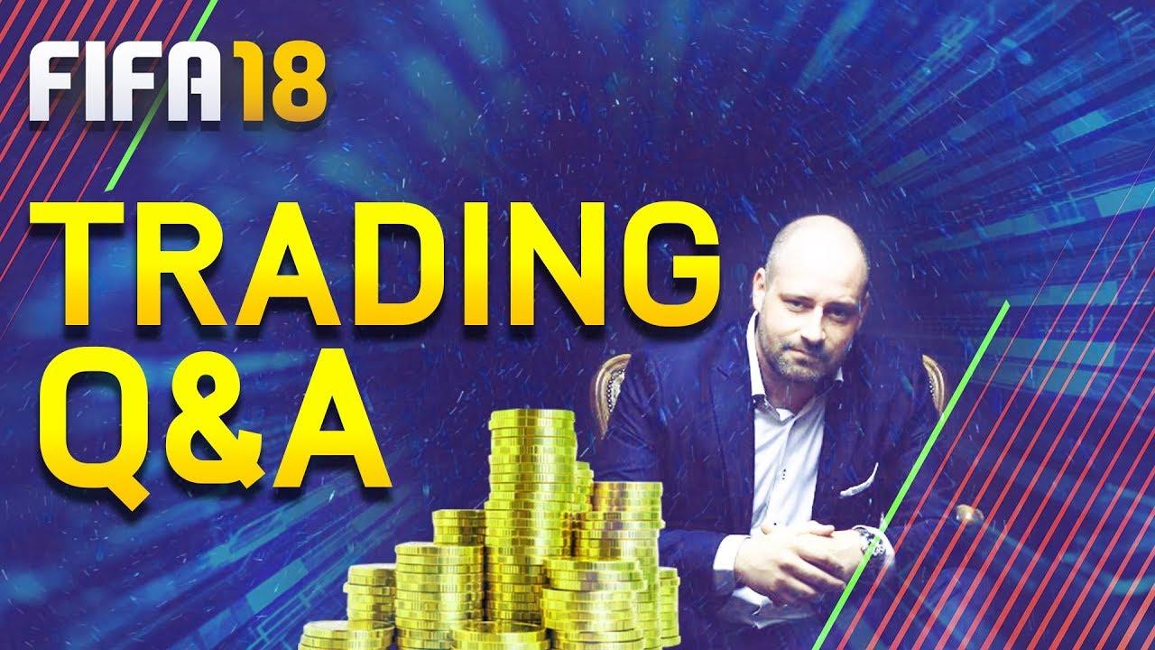 Fifa 18 Fut Trading Qa Mit Timkalation Tipps Für Eure