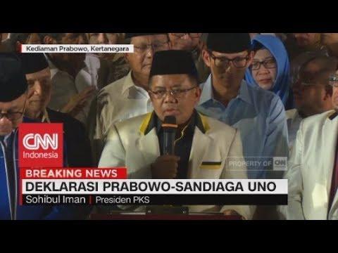 Presiden PKS, Sohibul Iman: Kita Ingin Menghadirkan Pemimpin Nasionalis & Islam