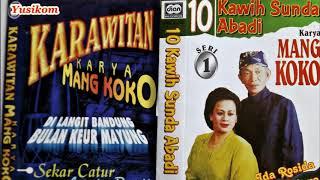 Download lagu IDA ROSIDA Tanah Sunda MP3