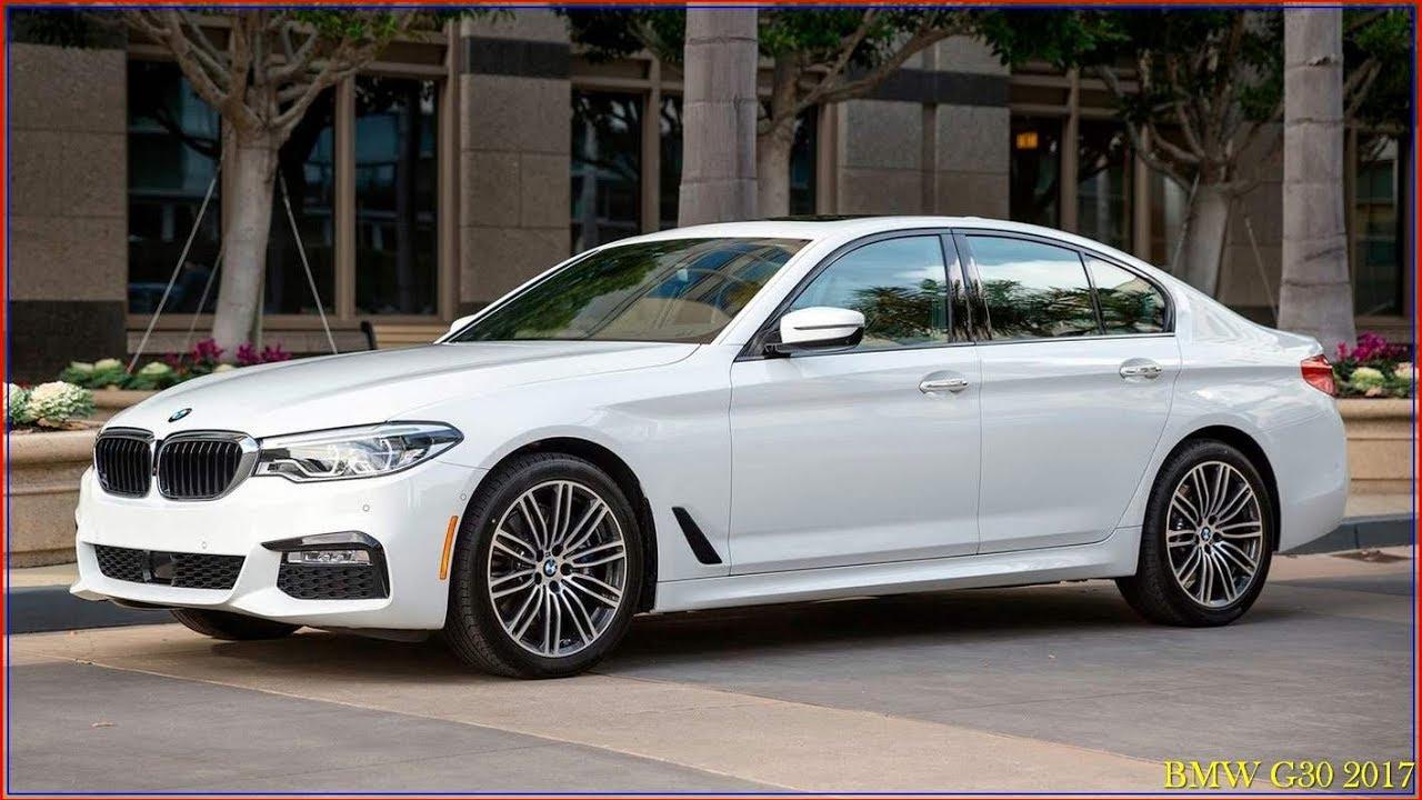 BMW G30 2017 - New 2017 BMW 5 Series G30 Interior Exterior Reviews