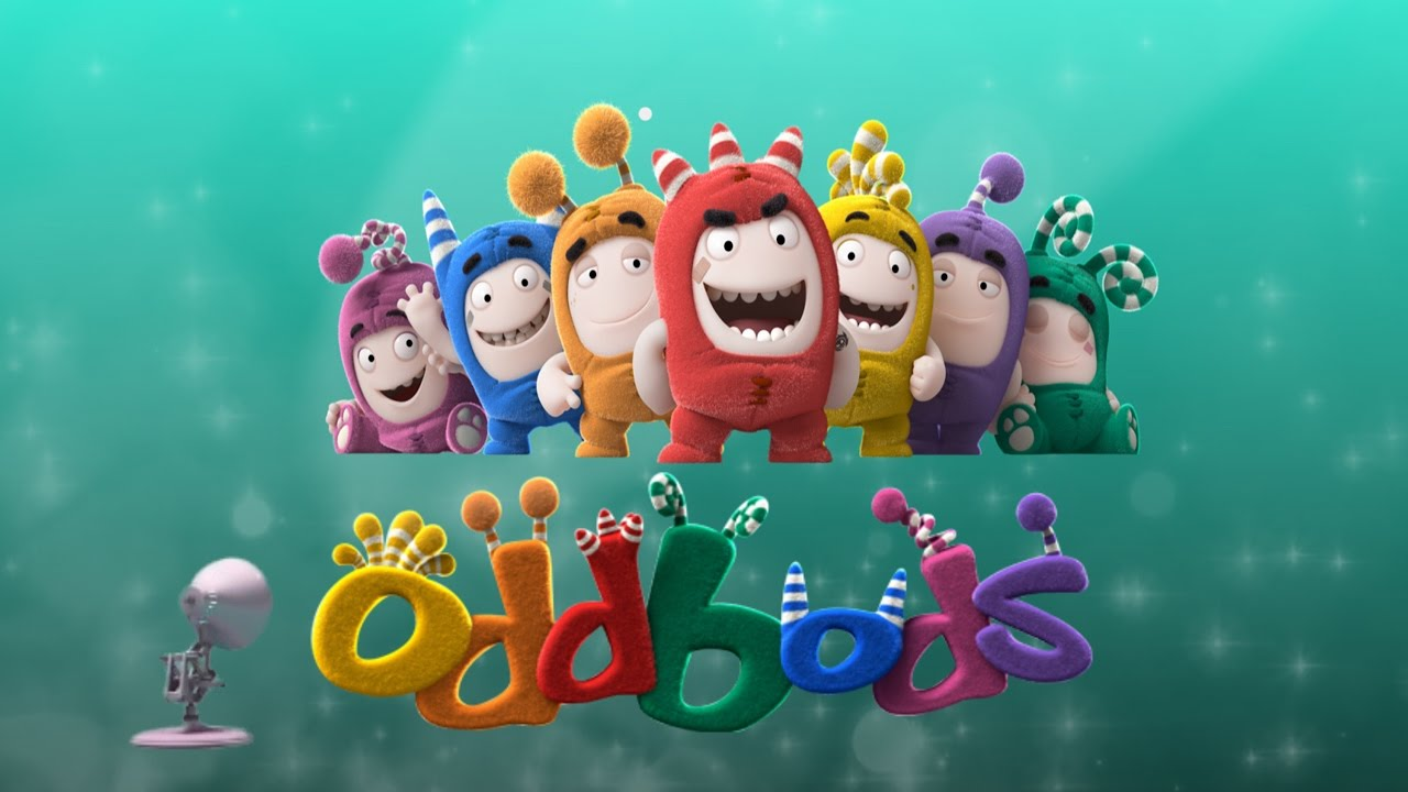 285 Oddbods Movie Logo Spoof Pixar Lamp Luxo In Disney