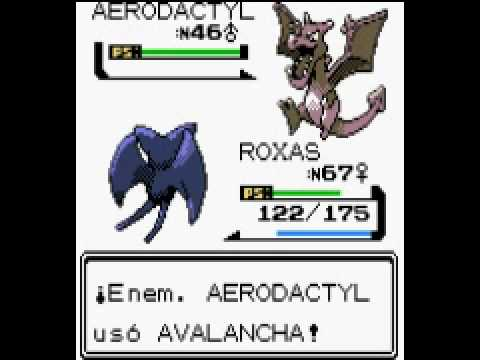 Zubat Only Run PKMN Oro:36-Campeon Lance (1/2)