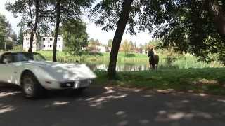 1979 Chevrolet Corvette & 1972 Buick Riviera (original sound - AC/DC)