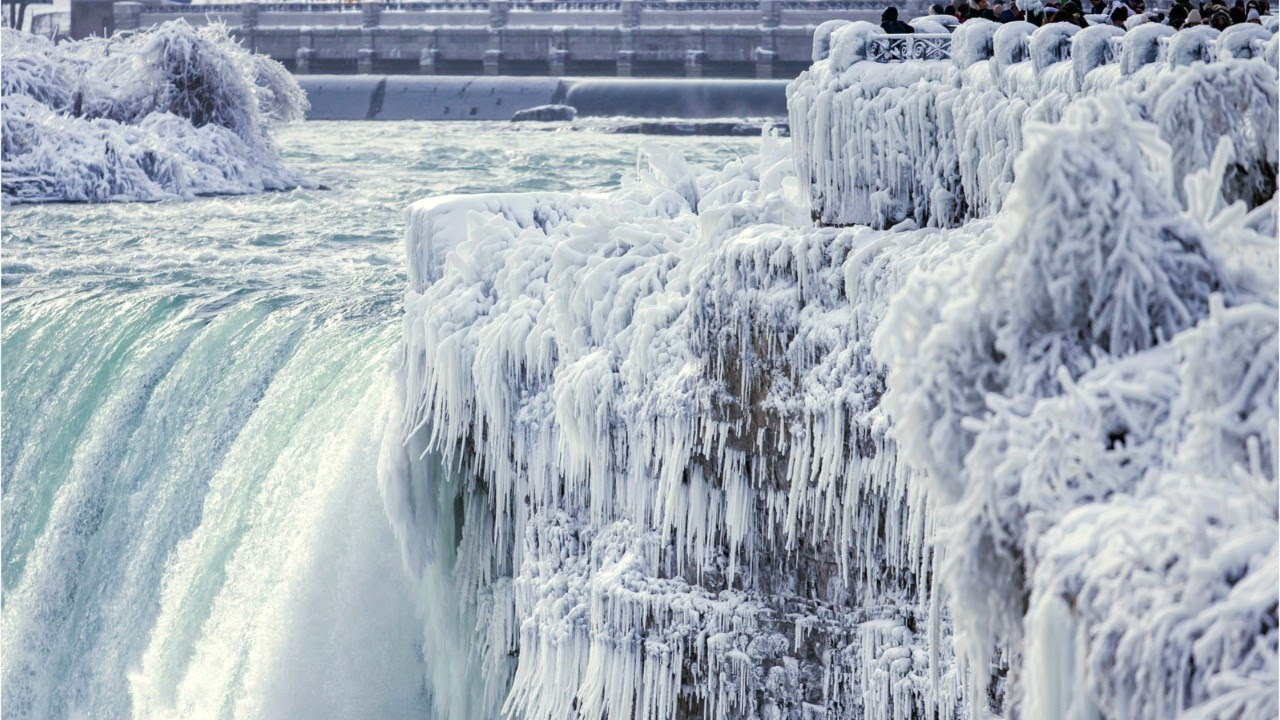 niagara falls is a-mazing right now
