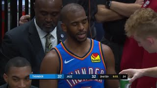 Chris Paul Full Play vs Utah Jazz | 12/09/19 | Smart Highlights