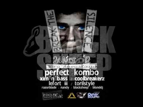 Black Sheep @ Break The Silence (Sala Sistema - Vva. De Cordoba)