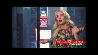 Iggy Azalea Responds To Nicki Minaj (ThisisMackTv)