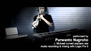 """Peri Cintaku"" (song by Marcell) - Instrumental Saxophone by Purwanto Nugroho"