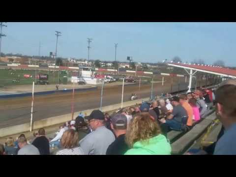 USAC Silver Crown Qualifying Part 1/3  Terre Haute Action Track