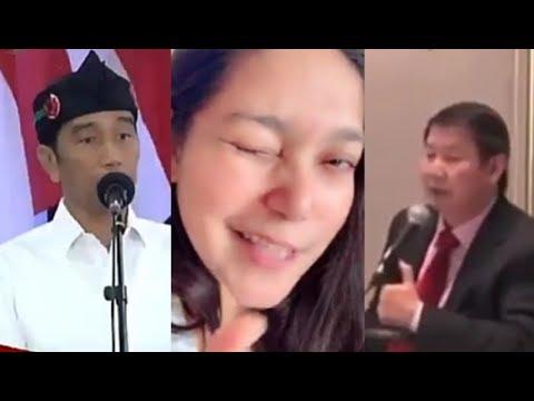 Tante Jepang Bongkar Habis Kenapa Kubu 02 Terlihat Tidak Senang Jokowi Ambil Alih Blok Rokan Di Riau