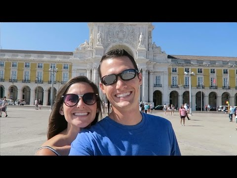 First Day in Lisbon!