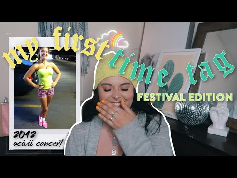 My First Time Tag Rave Edition | Get To Know Me