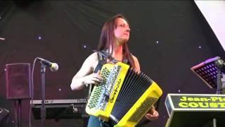 AMANDINE La BOURBOULE mai 2015 Polkas