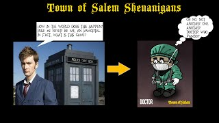 Town of Salem  - The Doctor Got Doctor Role - Part 1