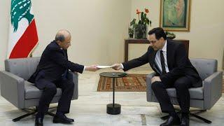 Lebanese PM Diab announces government's resignation over Beirut blast