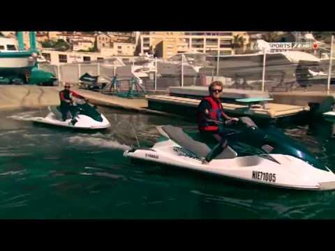 Nico Rosberg Vs Lewis Hamilton On Jet Ski  YouTube