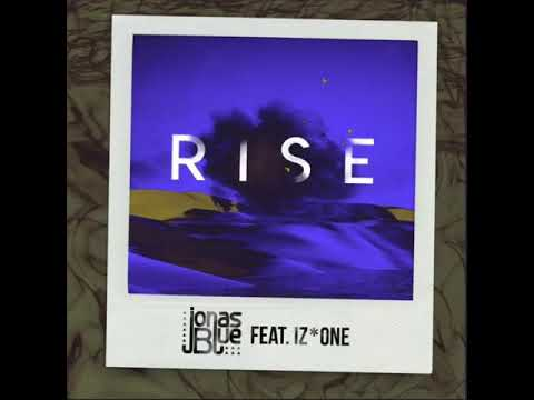 Jonas Blue RISE FEAT. IZ*ONE MP3