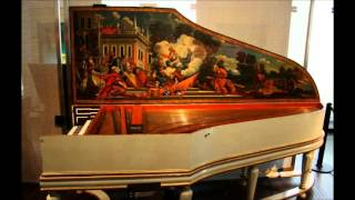 J.S. Bach Harpsichord Concerto in G minor BWV 1058, Andreas Staier