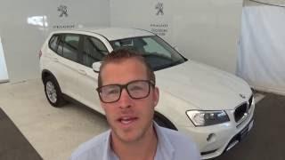 040433 BMW X3 xDrive20dA 184ch Confort