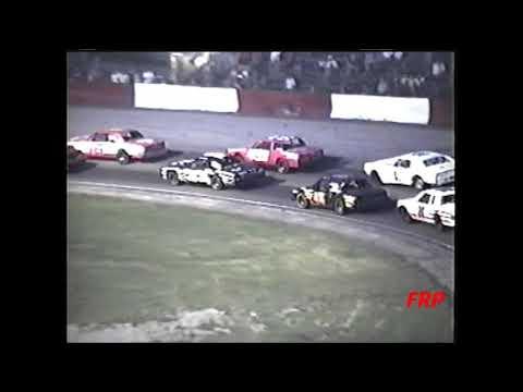 Grundy County Speedway Morris IL Street Stocks Heats 6 28 02