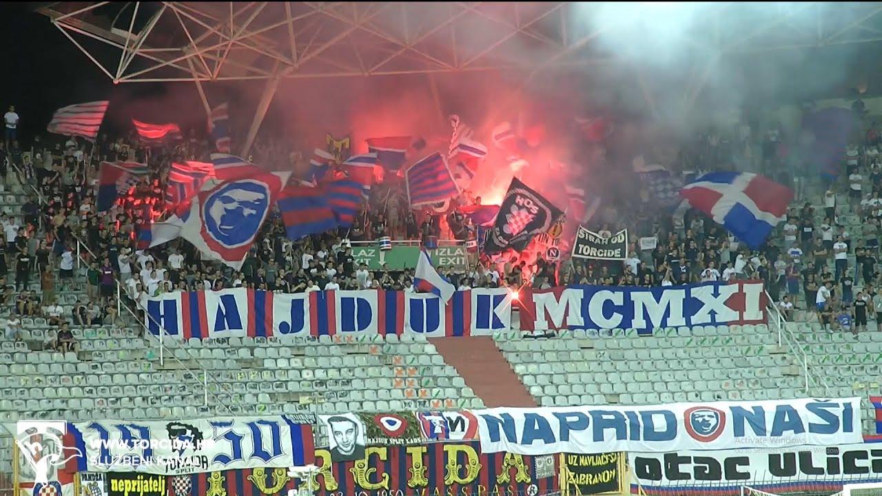 Torcida Split / HNK Hajduk Split - NK Slaven Belupo 2:1 (31. kolo HT Prva Liga)
