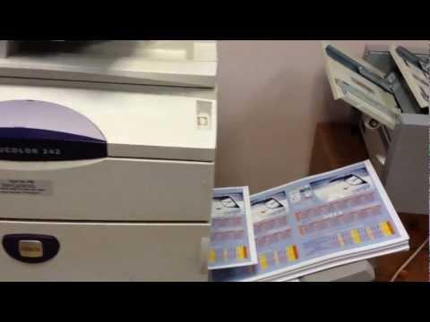 Цифровой лазерный принтер Xerox DC-242