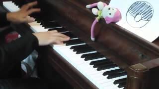 初代ポケモンのジムリーダーバトルの曲を弾いてみた【ピアノ】 thumbnail